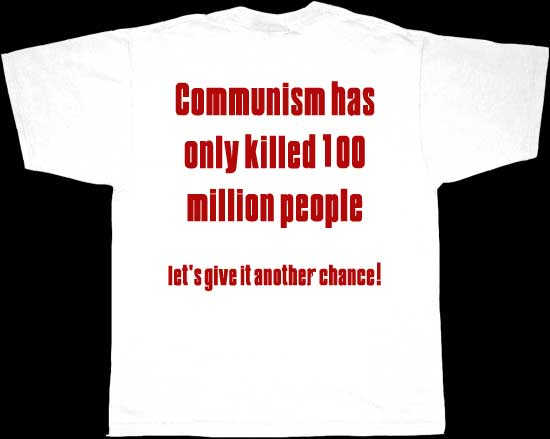 Communism kills